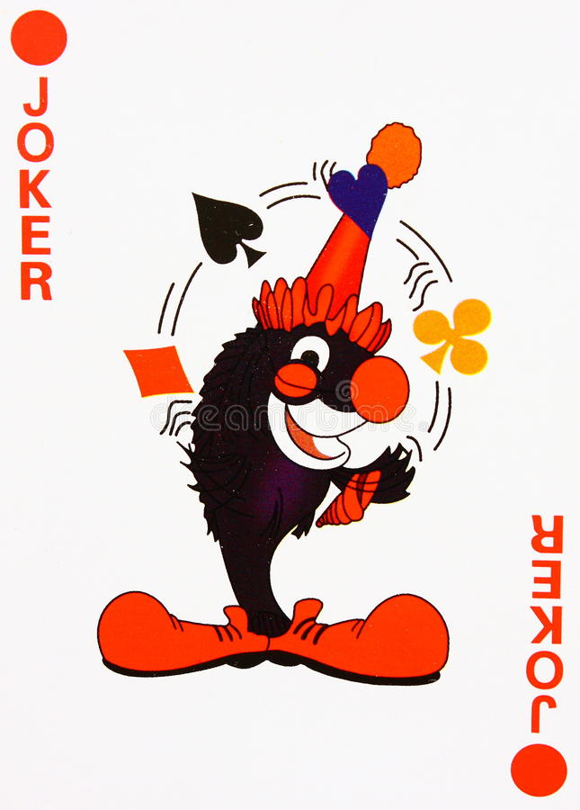 Download Joker stock illustration. Image of competition, risk - 17518875