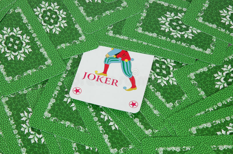 Download Joker stock photo. Image of gambling, blackjack, card - 19743458