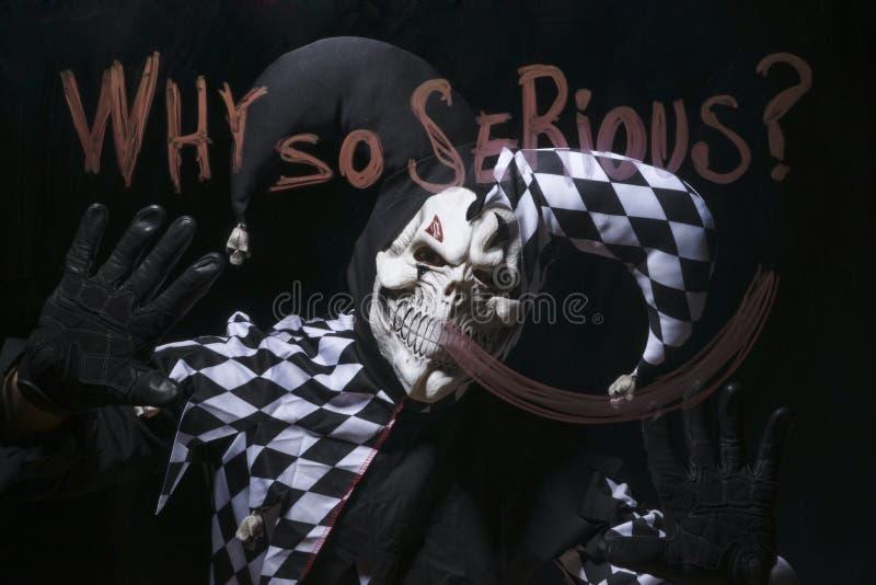 Download Joker stock image. Image of creepy, carnival, face, head - 20973691