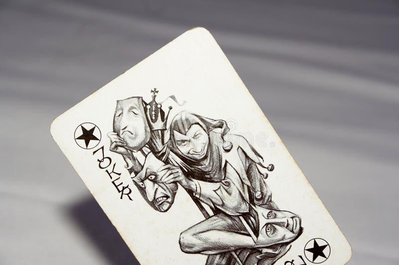 Joker stock afbeeldingen