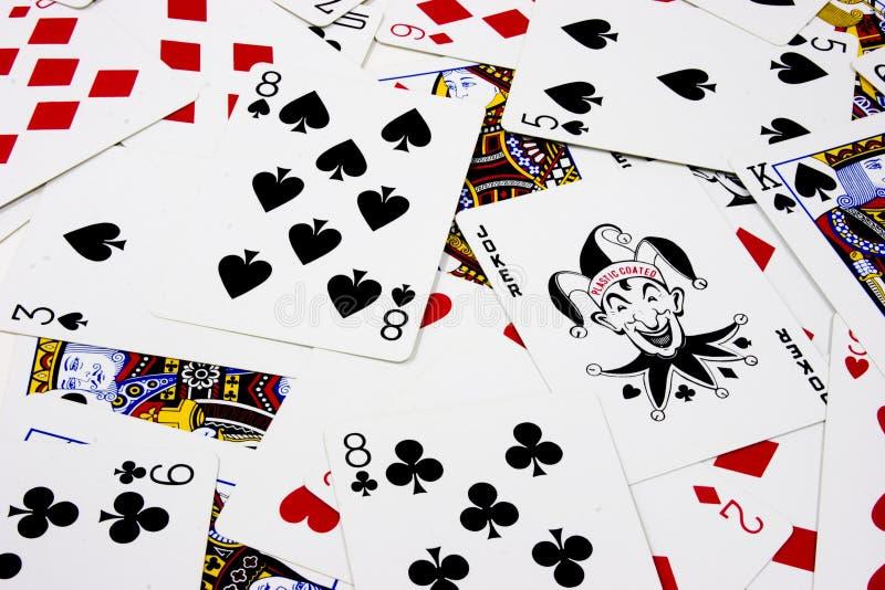 Download Joker zdjęcie stock. Obraz złożonej z sztuka, hazard, nieudacznik - 35210