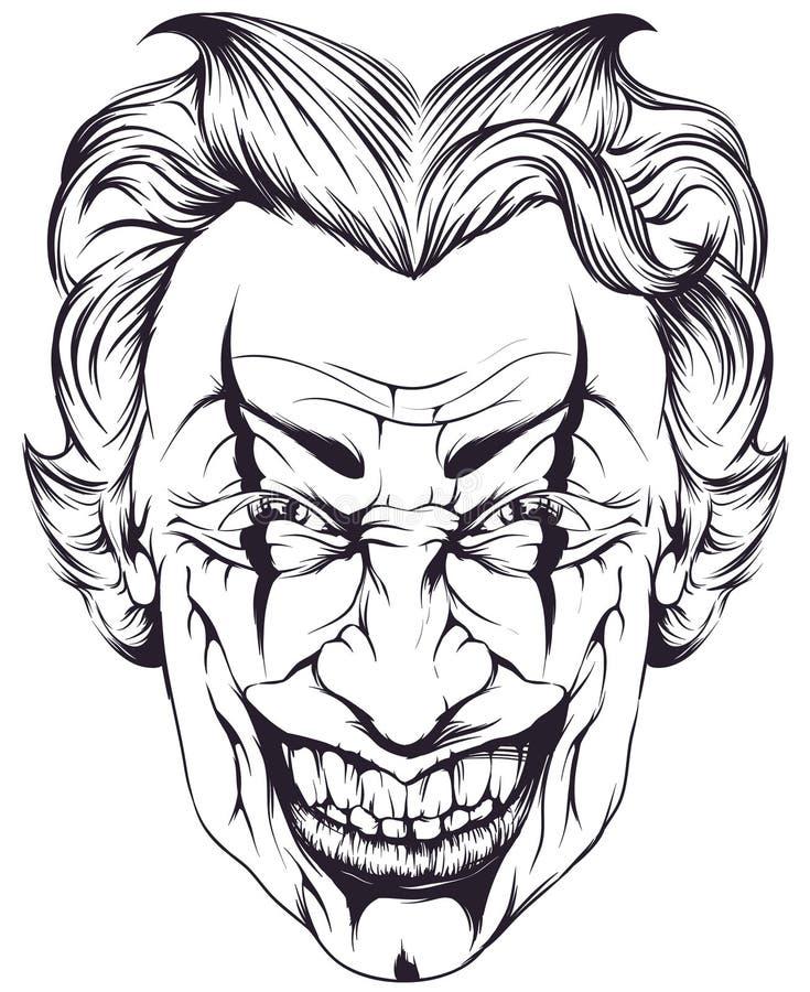joker royalty-vrije stock afbeeldingen