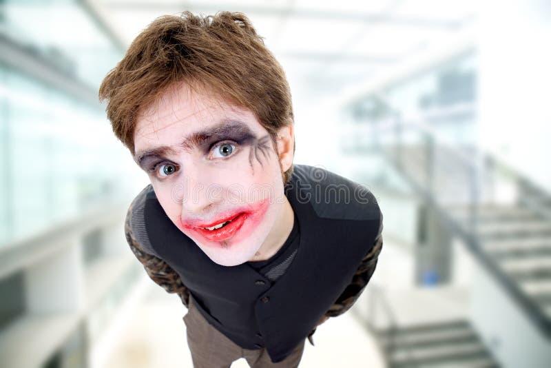Joker royalty free stock image