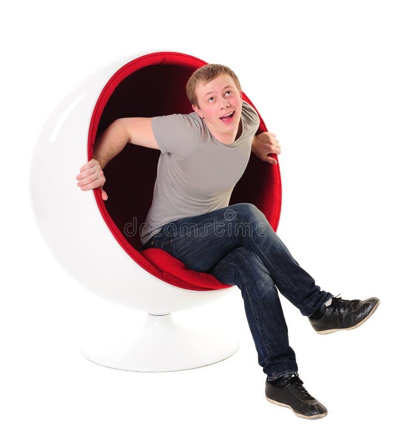 Download Joking young man stock image. Image of eyes, imitate - 24408273