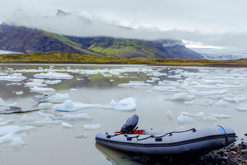 Jokulsarlon Ice Lagoon. Vatnajokul National Park Southeastern. Iceland. Jokulsarlon Ice Lagoon. Vatnajokul National Park Southeastern. Iceland royalty free stock photos