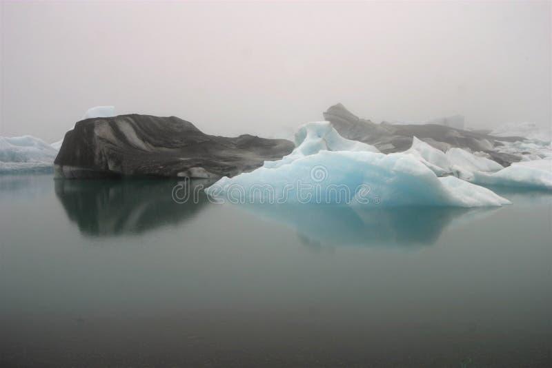 Jokulsarlon, Islandia foto de archivo libre de regalías