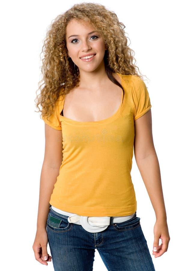 Joli adolescent images stock
