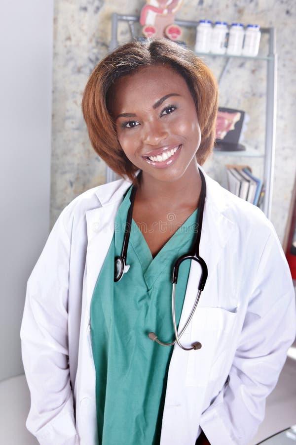 Joli docteur images stock