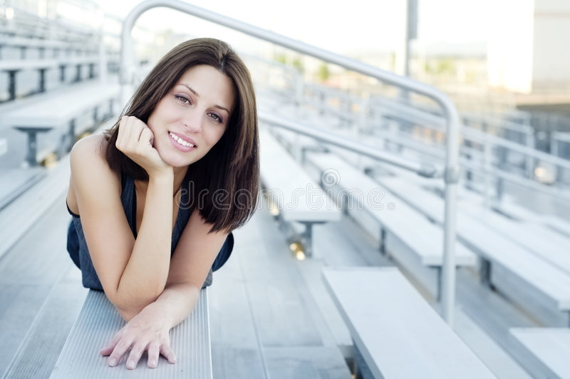 Joli femme photos stock