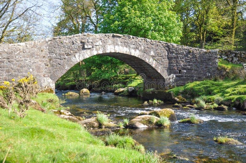 Joli pont en pierre photographie stock