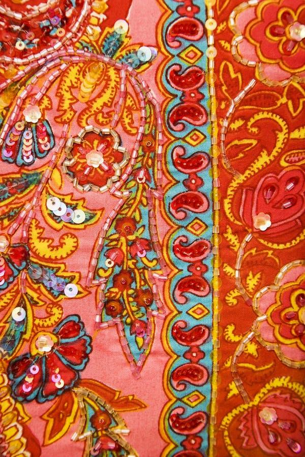 Jolie configuration de tissu. image libre de droits