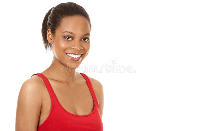 Jolie femme de forme physique photo libre de droits