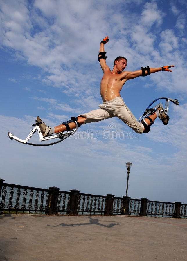 Jolly Jumper Royalty Free Stock Images