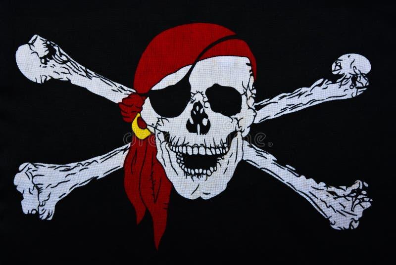 Jolly Roger ilustração do vetor