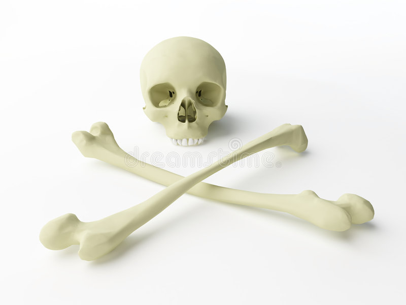 Jolly-roger photo stock