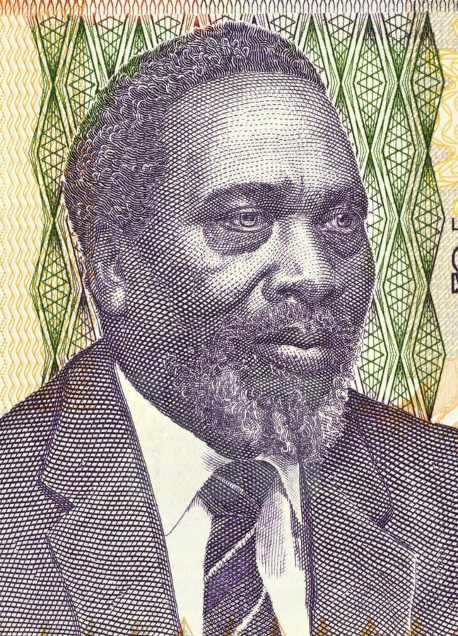 Jomo Kenyatta obrazy stock