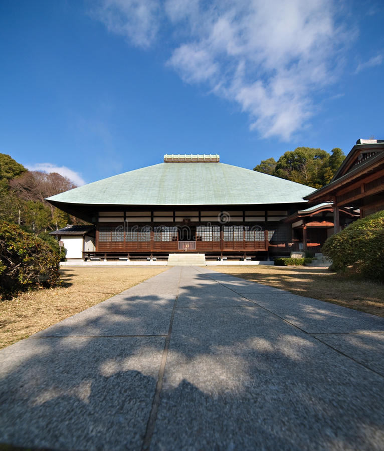 Free Jomyoji Temple In Kamakura Stock Photo - 11077610