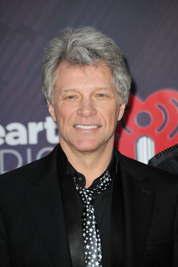 Jon Bon Jovi fotografie stock libere da diritti