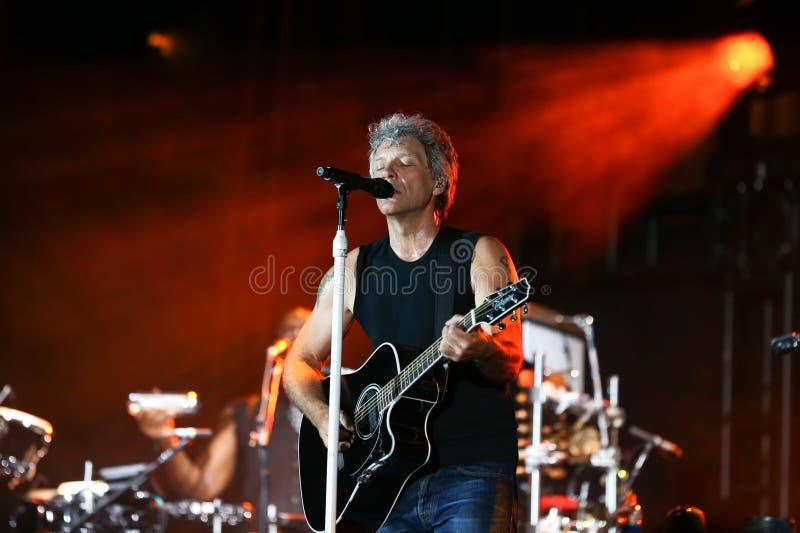 Jon Bon Jovi fotografie stock
