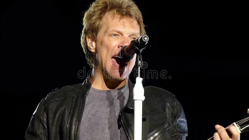Download Jon Bon Jovi editorial photography. Image of illinois - 36336942