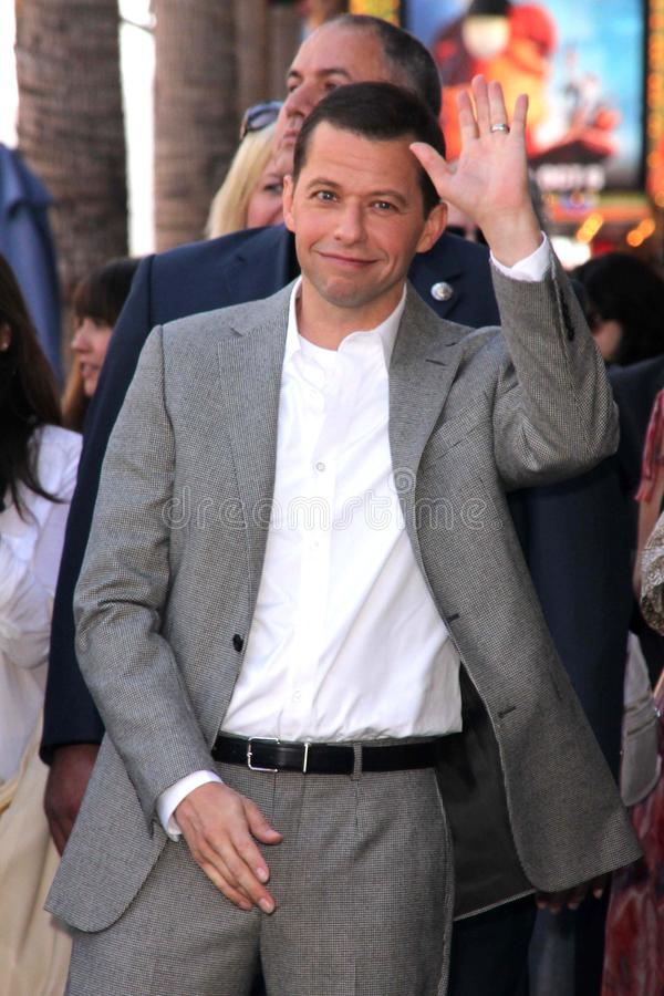 Download Jon Cryer redaktionell fotografering för bildbyråer. Bild av hollywood - 37346014