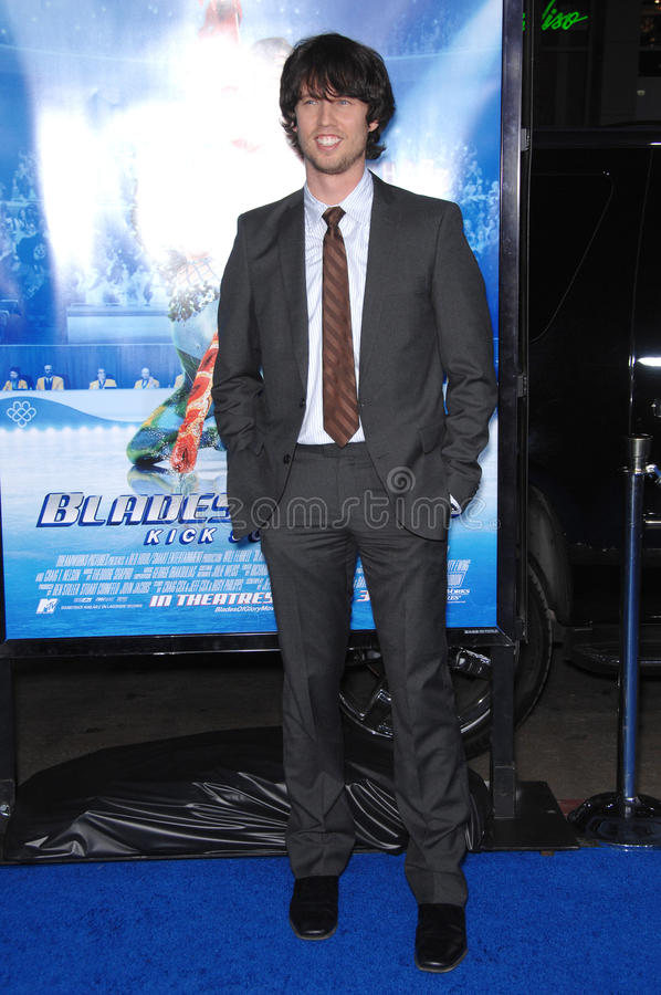 Download Jon Heder editorial stock photo. Image of chinese, premiere - 24727268