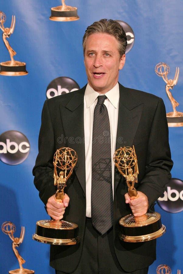 Jon Stewart fotos de archivo