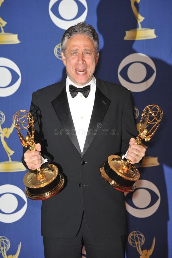 Jon Stewart fotografia de stock