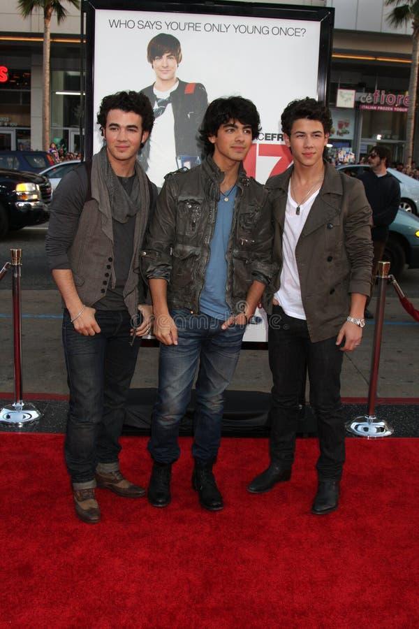Jonas Brothers image stock