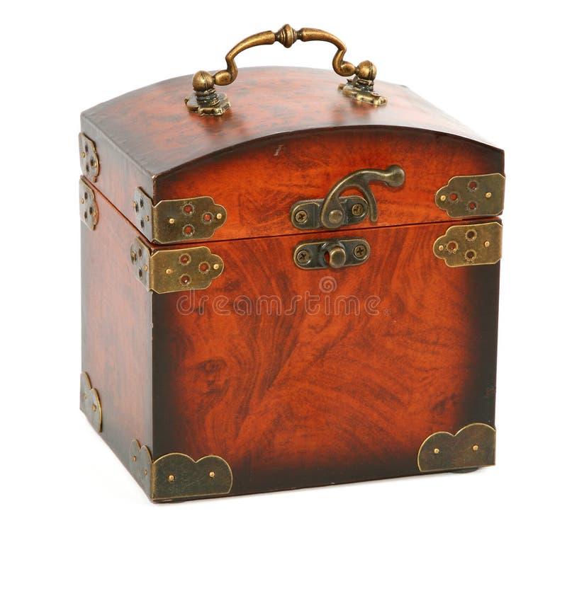 Joncteur réseau en bois antique image stock