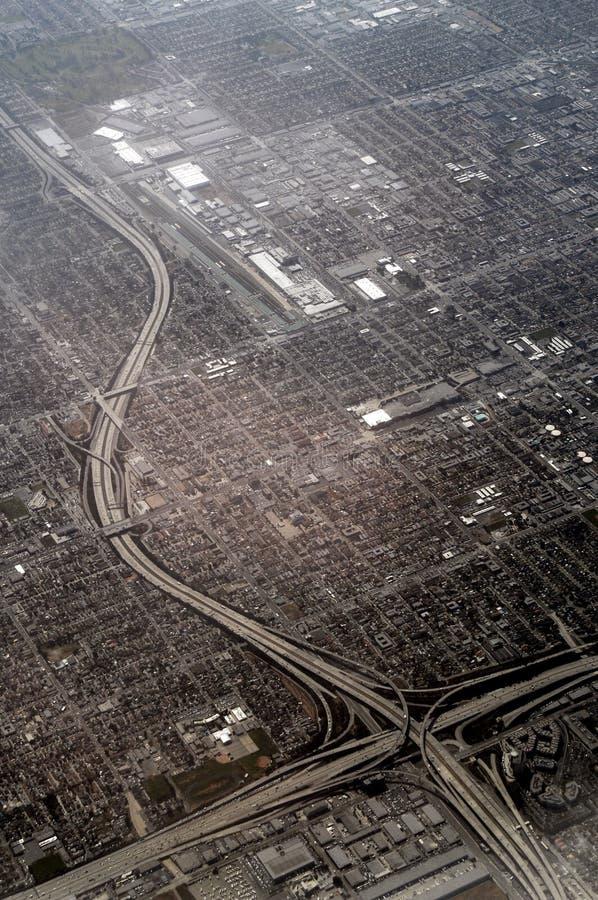 Jonction d'autoroute images stock