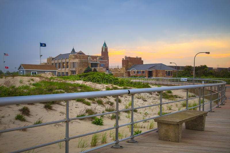 Jones Beach Long Island stock fotografie
