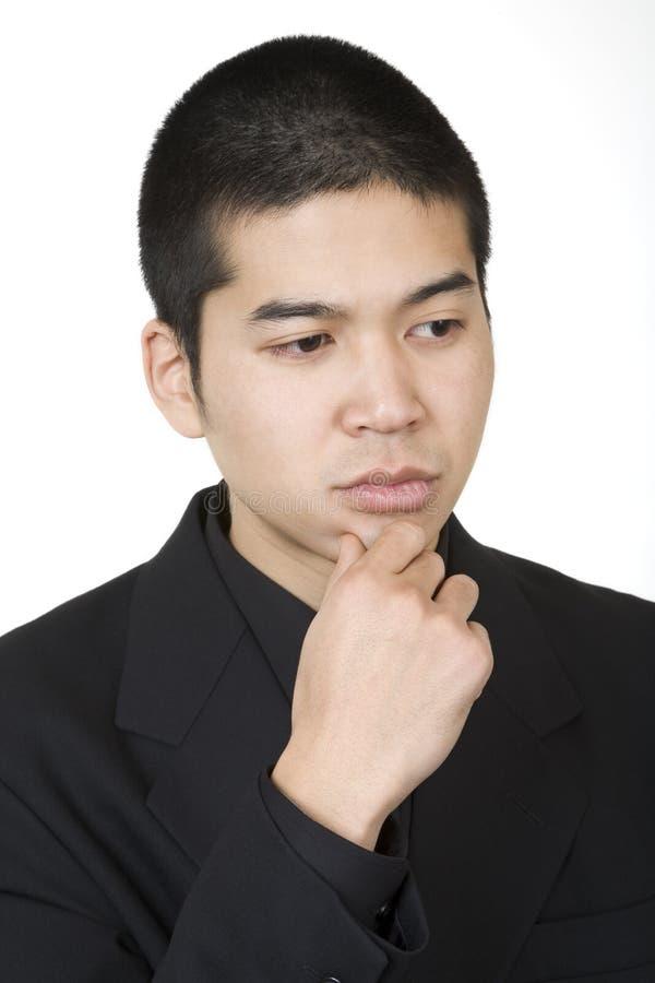 Jong Aziatisch mannetje 7 stock foto's
