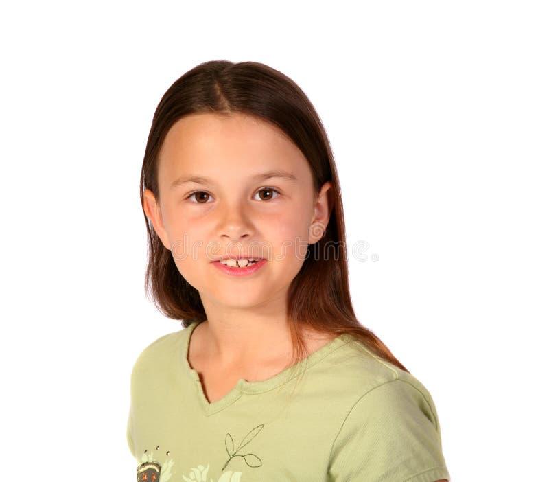 Jong meisje 5 royalty-vrije stock fotografie