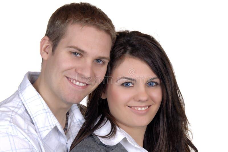 Jong Paar royalty-vrije stock foto