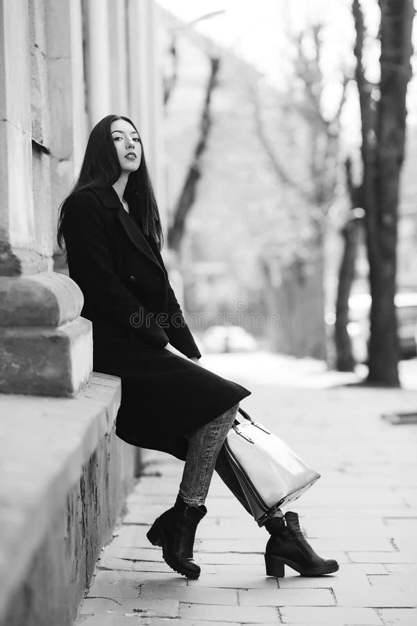 Jong volwassen meisje royalty-vrije stock foto