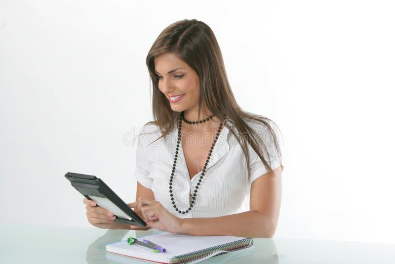Jonge accountant royalty-vrije stock afbeeldingen