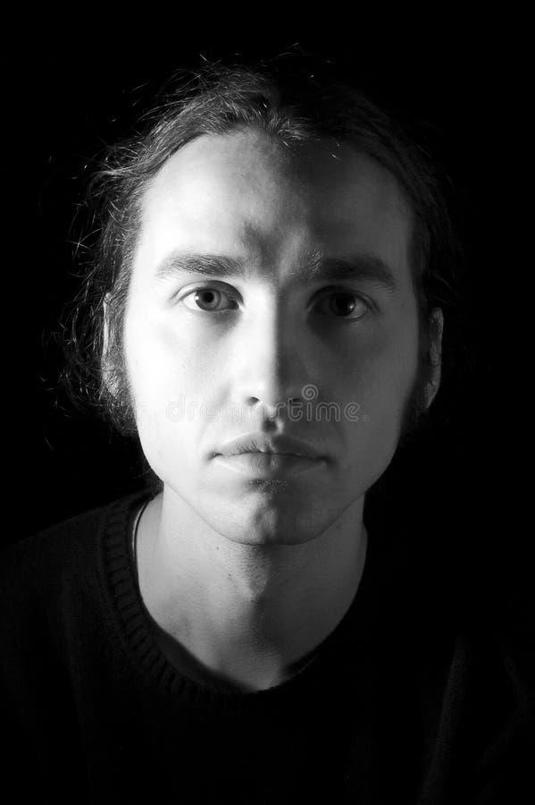 Jonge acteur stock afbeelding