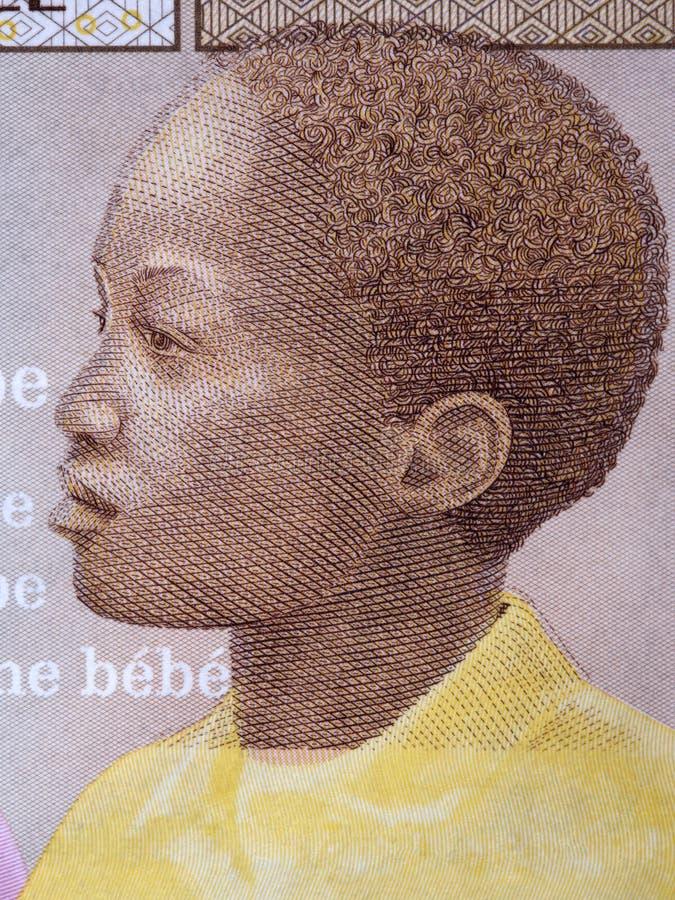 Jonge Afrikaan, een portret