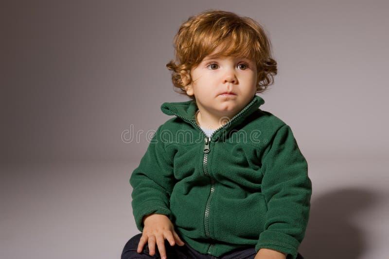 Jonge baby royalty-vrije stock foto's
