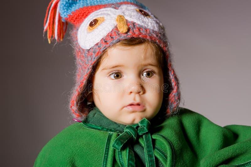 Jonge baby stock afbeelding