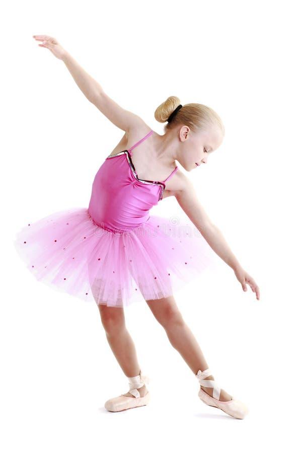 Jonge ballerina stock foto's