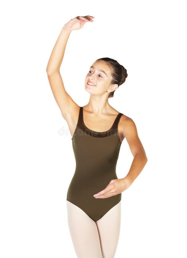 Jonge Balletdanser royalty-vrije stock afbeeldingen