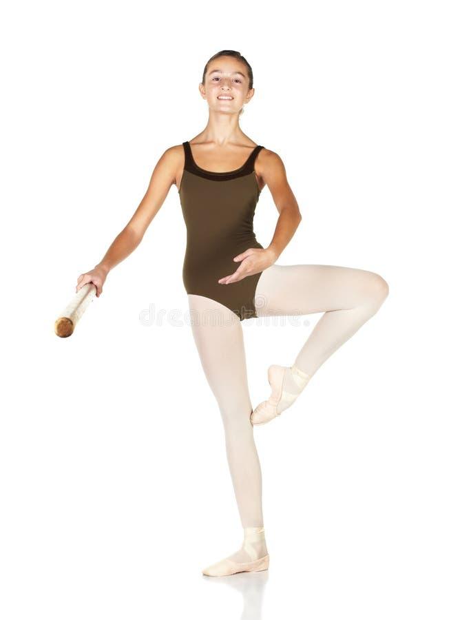 Jonge Balletdanser royalty-vrije stock foto