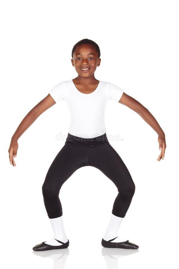 Jonge Balletdanser stock afbeelding