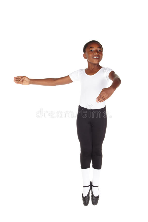 Jonge Balletdanser stock afbeeldingen