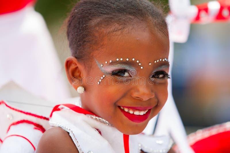 Jonge Carnaval-Danser royalty-vrije stock foto's