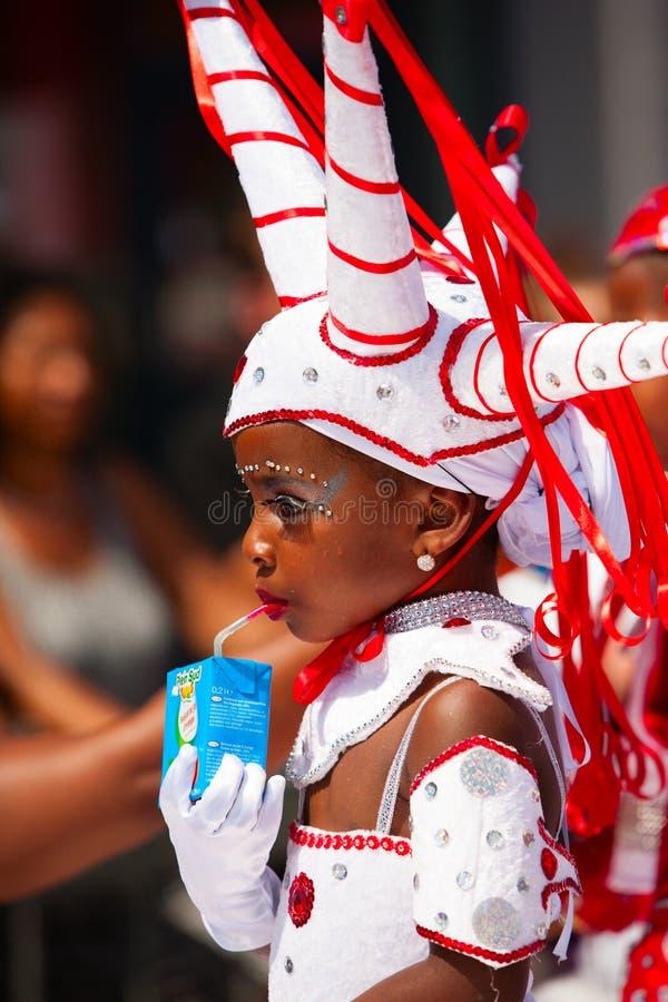 Jonge Carnaval-Danser royalty-vrije stock foto