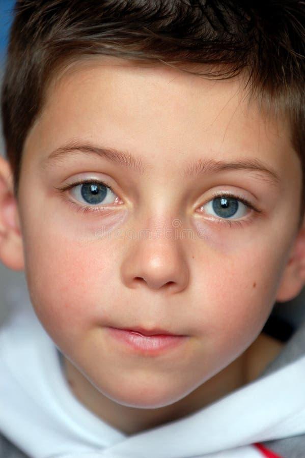 Jonge jongen royalty-vrije stock foto