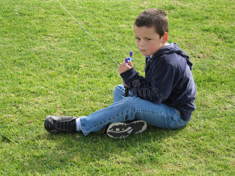 Jonge jongen royalty-vrije stock afbeeldingen